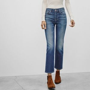 Aritzia - The Castings - cropped jean - NWOT